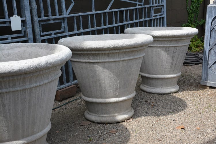 Cast Concrete Containers