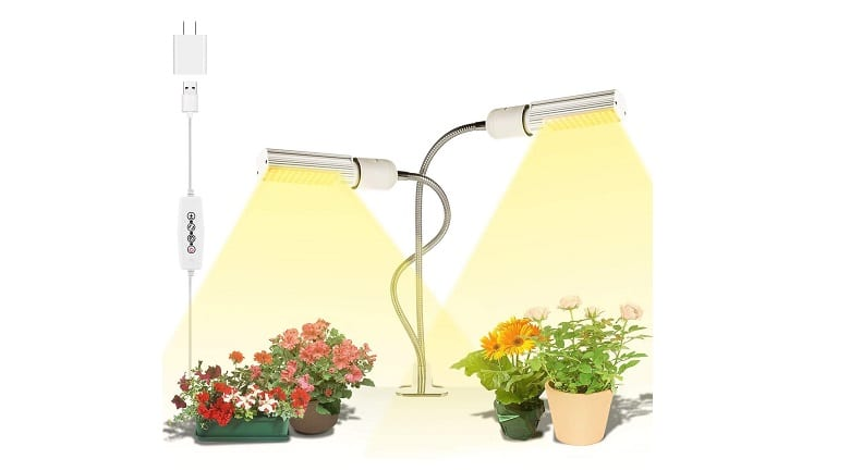 Elaine LED Grow Light for Indoor Plant
