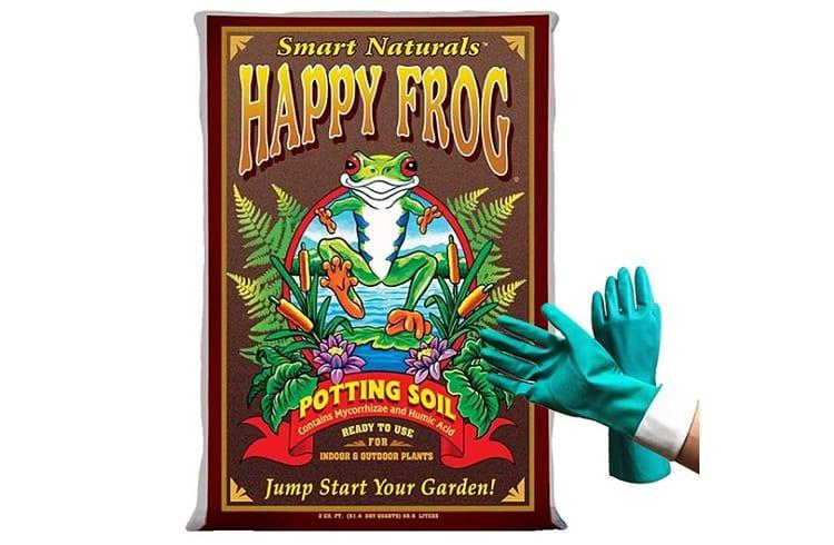 Alternative-2- Fox Farm Happy Frog Organic Potting Soil Mix Review