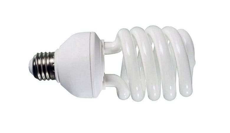 Hydrofarm Agrobrite FLC32D Compact Fluorescent Spiral Grow Lamp