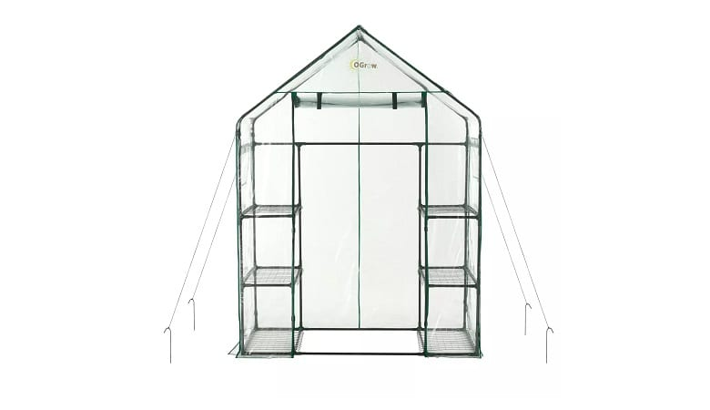 Best Mini Greenhouse Kit for Your First Urban Garden 5