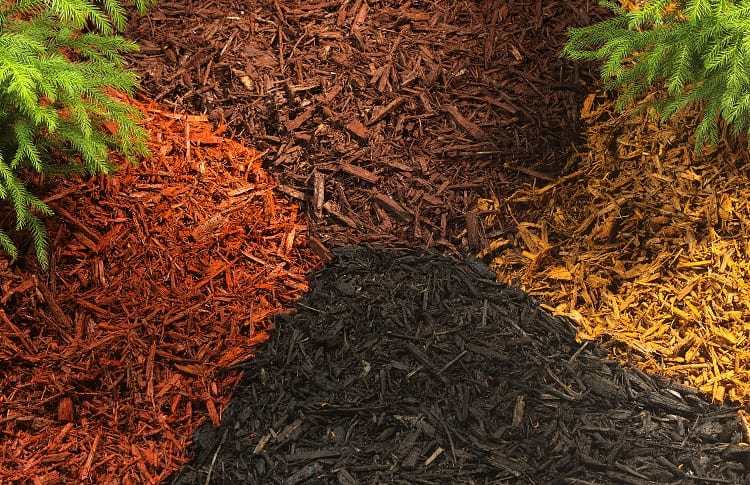 Different Mulch