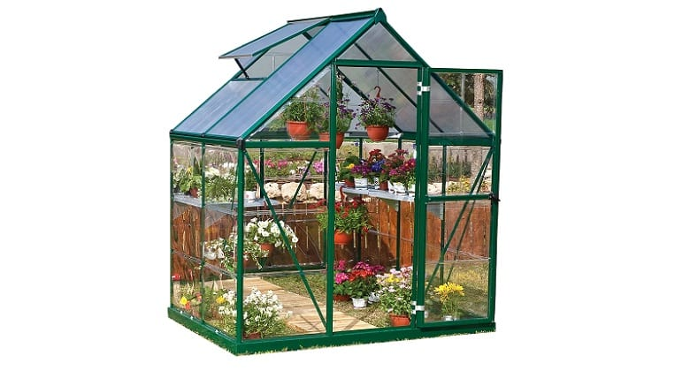 Best Mini Greenhouse Kit for Your First Urban Garden 2