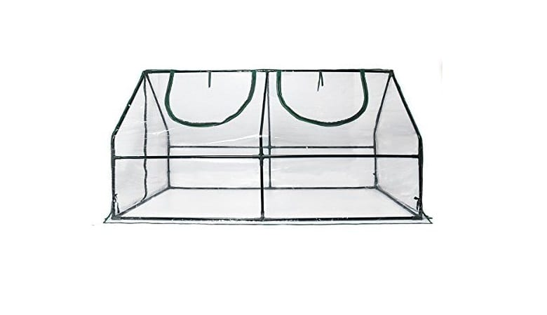 Best Mini Greenhouse Kit for Your First Urban Garden 4