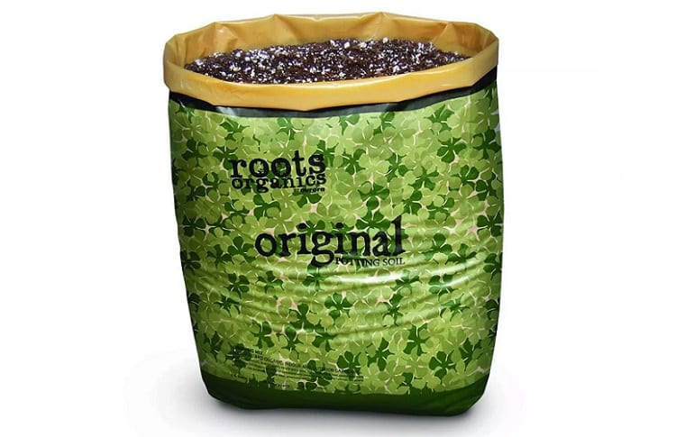 Roots Organics Fiber-Based Potting Soil Review