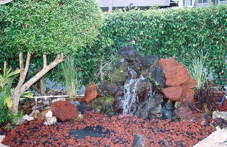 How To Use Volcanic Rock When Mulching Your Garden?